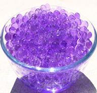 Гидрогель фиолетовый 11-13 мм, 1000 шт