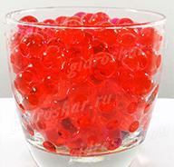 Гидрогель красный 15-20 мм, 1000 шт