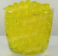 Гидрогель желтый 11-13 мм, 2000 шт