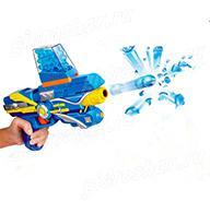 Бластер стреляющий шариками Орбиз 25,5*23*5 см, синий