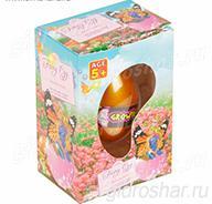 Яйцо с растущей в воде Феей 10,5х7,5х3 см, 1 шт