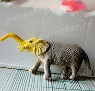Растущий в воде Слон, 1 шт