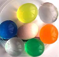 Цветные растущие шарики ORBEEZ (Орбиз) 35-45 мм, 50 шт