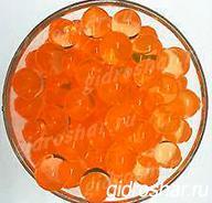 Гидрогель оранжевый 7-11 мм, 2000 шт