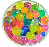 Гидрогель разноцветный 11-13 мм, 1000 шт