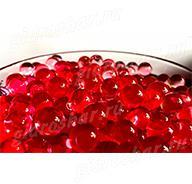 Гидрогель красный 11-13 мм, 1000 шт