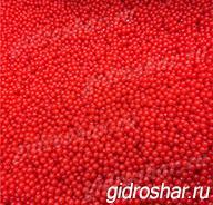 Гидрогель красный 11-13 мм, 2000 шт