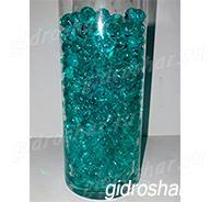 Гидрогель аквамариновый 13-15 мм, 2000 шт