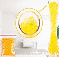 Гидрогель золотой 13-15 мм, 1000 шт