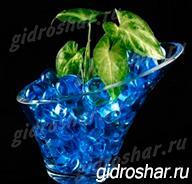 Гидрогель синий 15-20 мм, 1000 шт