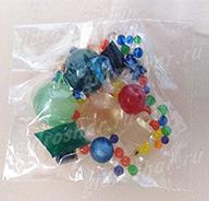 Набор ассорти из 5 стилей шариков Орбиз