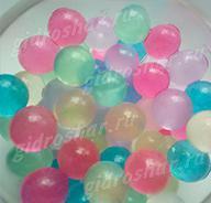 """Разноцветные шарики """"Orbeez"""" (Орбиз) перламутровые 15-20 мм, 1000 шт"""