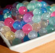 """Разноцветные шарики """"Orbeez"""" (Орбиз) перламутровые 15-20 мм, 10000 шт"""