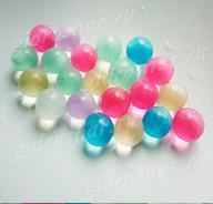 """Разноцветные шарики """"Orbeez"""" (Орбиз) перламутровые 15-20 мм, 2200 шт"""