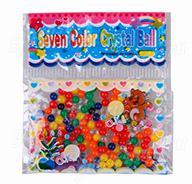 """Разноцветные шарики """"Orbeez"""" (Орбиз) 10 мм, 200 шт"""