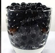 Гидрогель черный 7-11 мм, 120 шт