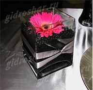 Гидрогель черный 7-11 мм, 2000 шт
