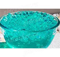 Гидрогель аквамариновый 7-11 мм, 2000 шт