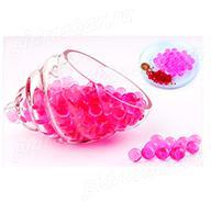 Гидрогель розовый 13-15 мм, 120 шт
