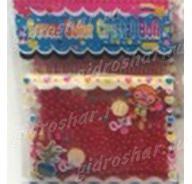 Гидрогель розовый 7-11 мм, 200 шт