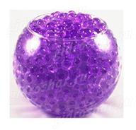 Гидрогель фиолетовый 7-11 мм, 1000 шт