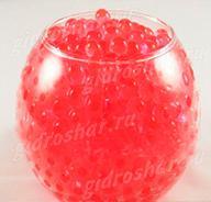 Гидрогель красный 7-11 мм, 1000 шт