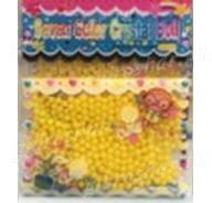 Гидрогель желтый 7-11 мм, 200 шт