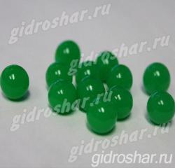 Зеленые растущие шарики ORBEEZ (Орбиз) 35-45 мм, 5 шт